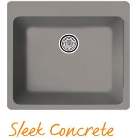 Мойка CAESARSTONE Sleek Concrete 4003